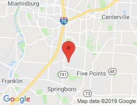 Google Map of The Law Offices of Borger & Brandenburg's Location